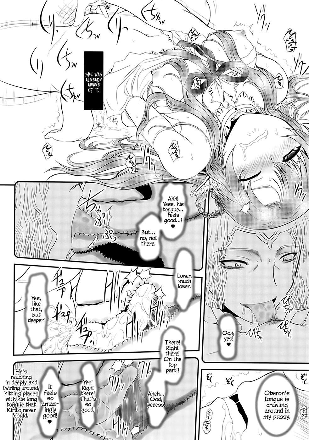 Slave Asuna On-Demand 12