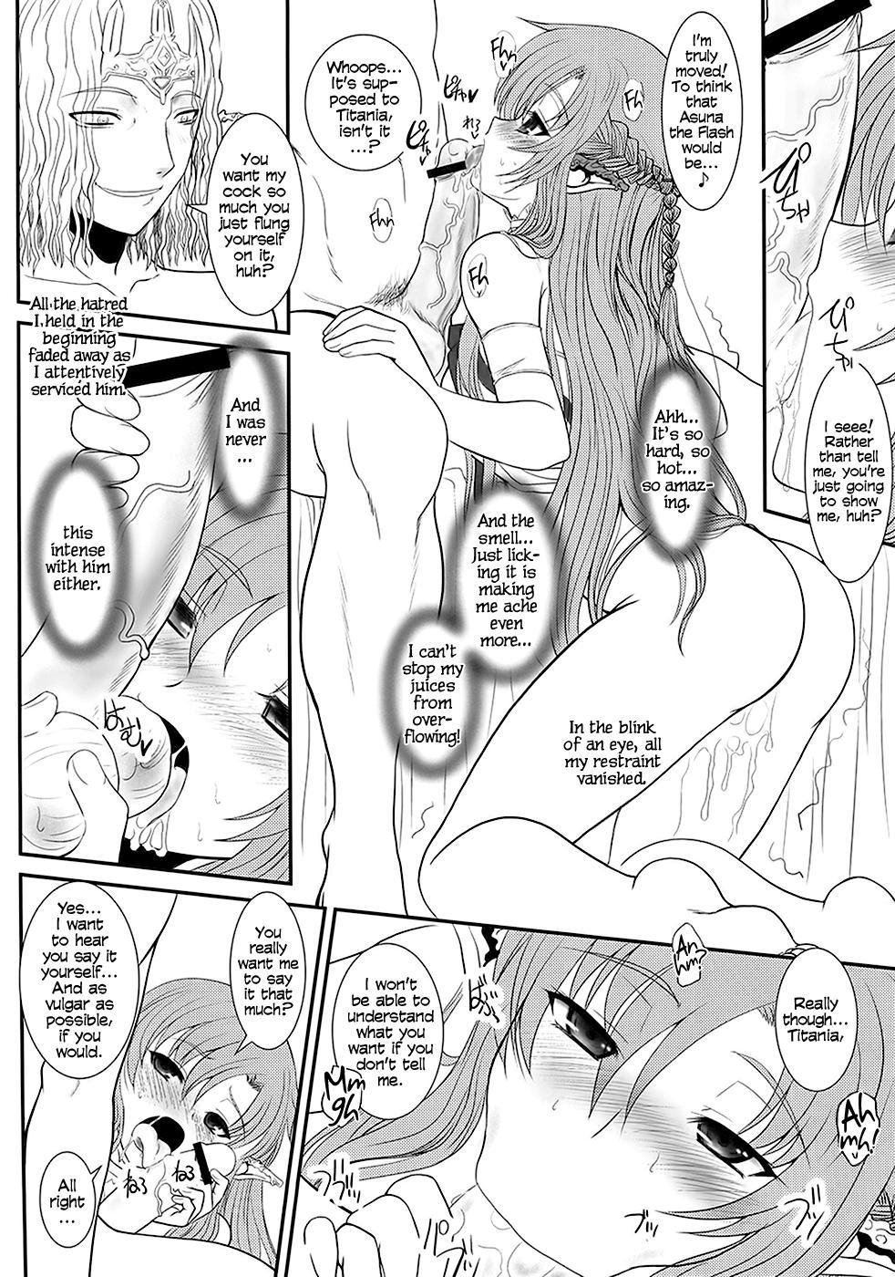 Slave Asuna On-Demand 18