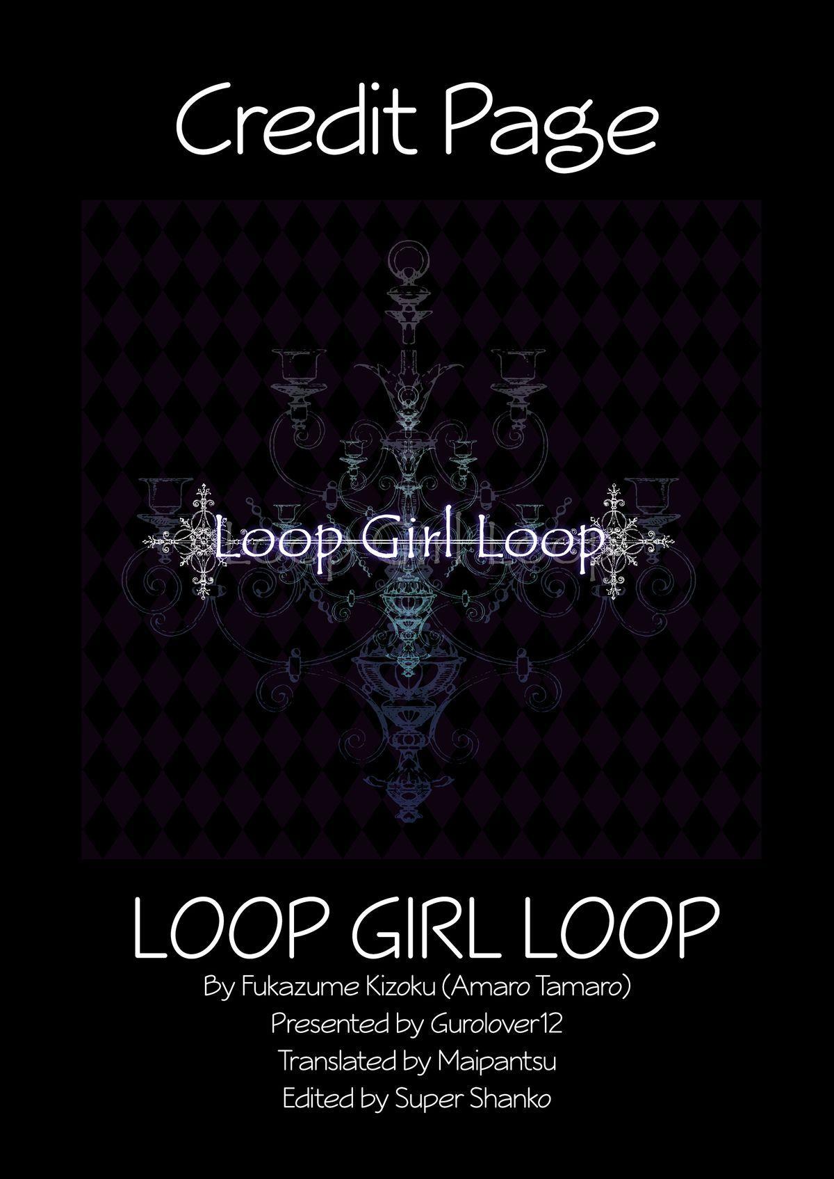 LOOP GIRL LOOP 21