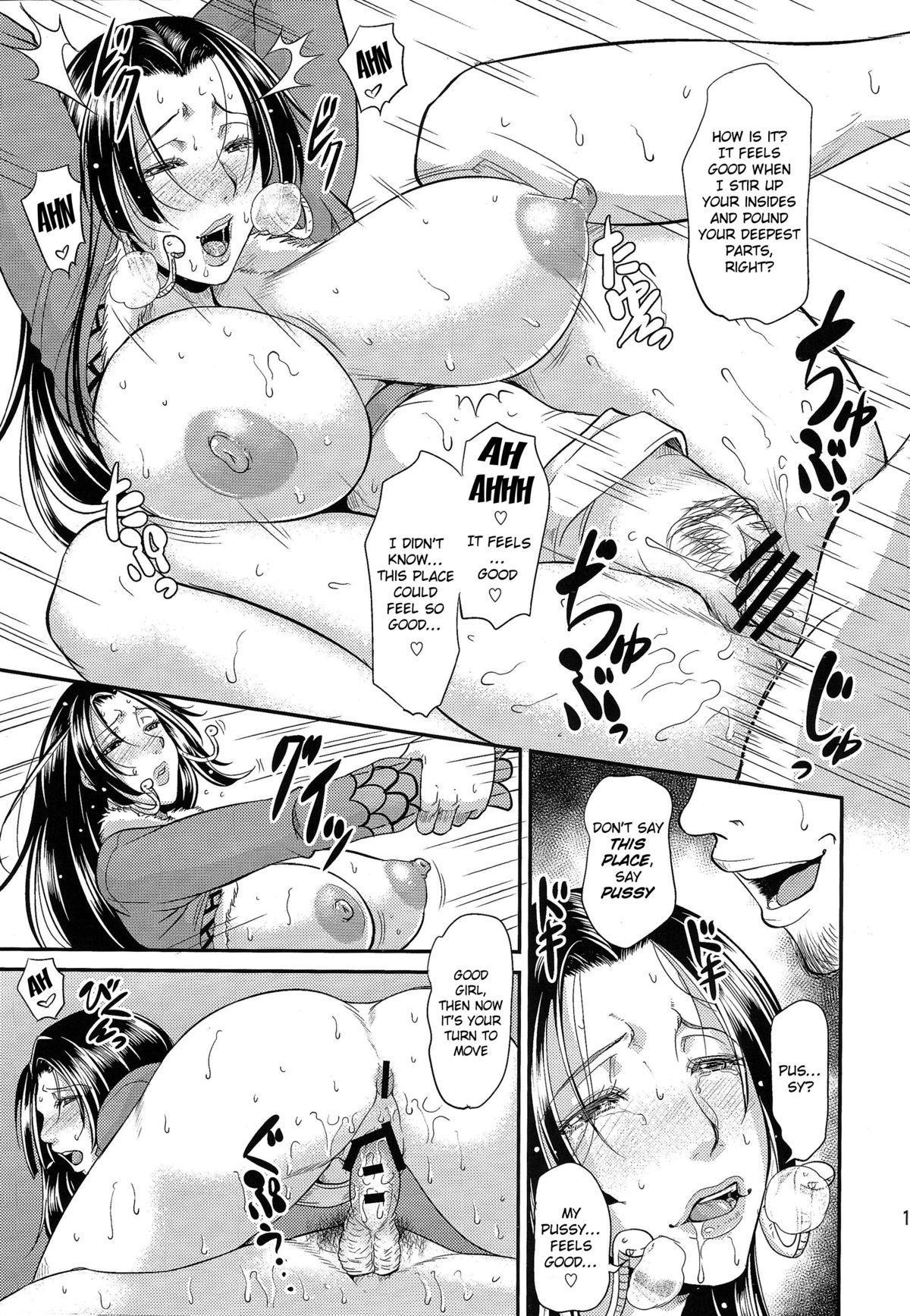 Hebihime-sama 29sai no Teisou wo Itadaku Hon 9