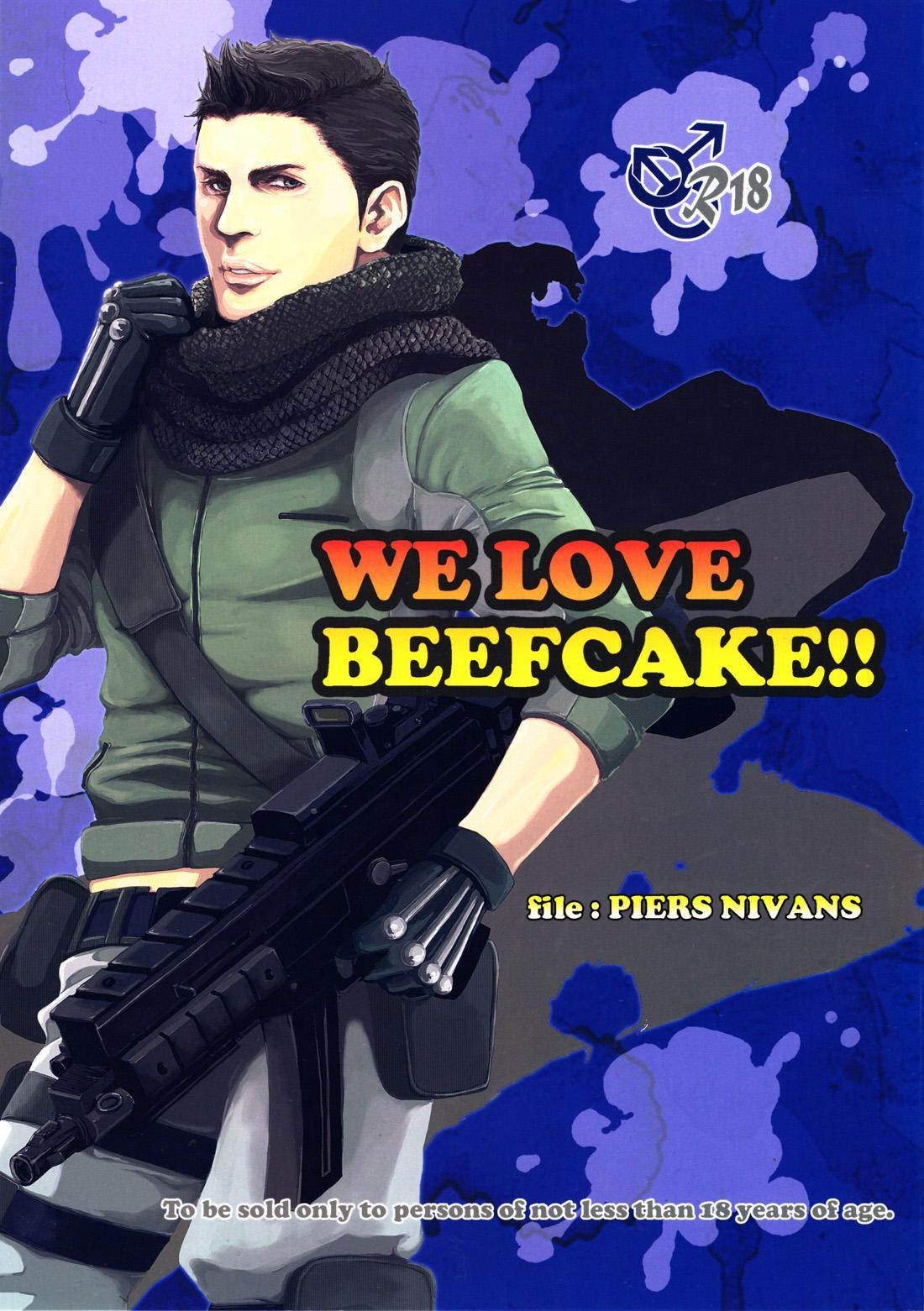 Oinarioimo:We love beefcake 0