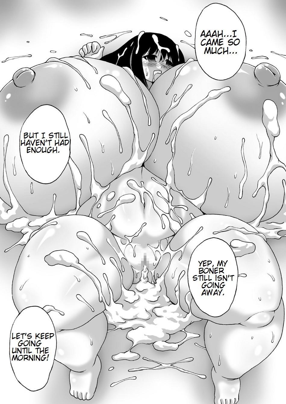 Chounyuu Shoujo Yuka - Huge Breasts Girl Yuka 44
