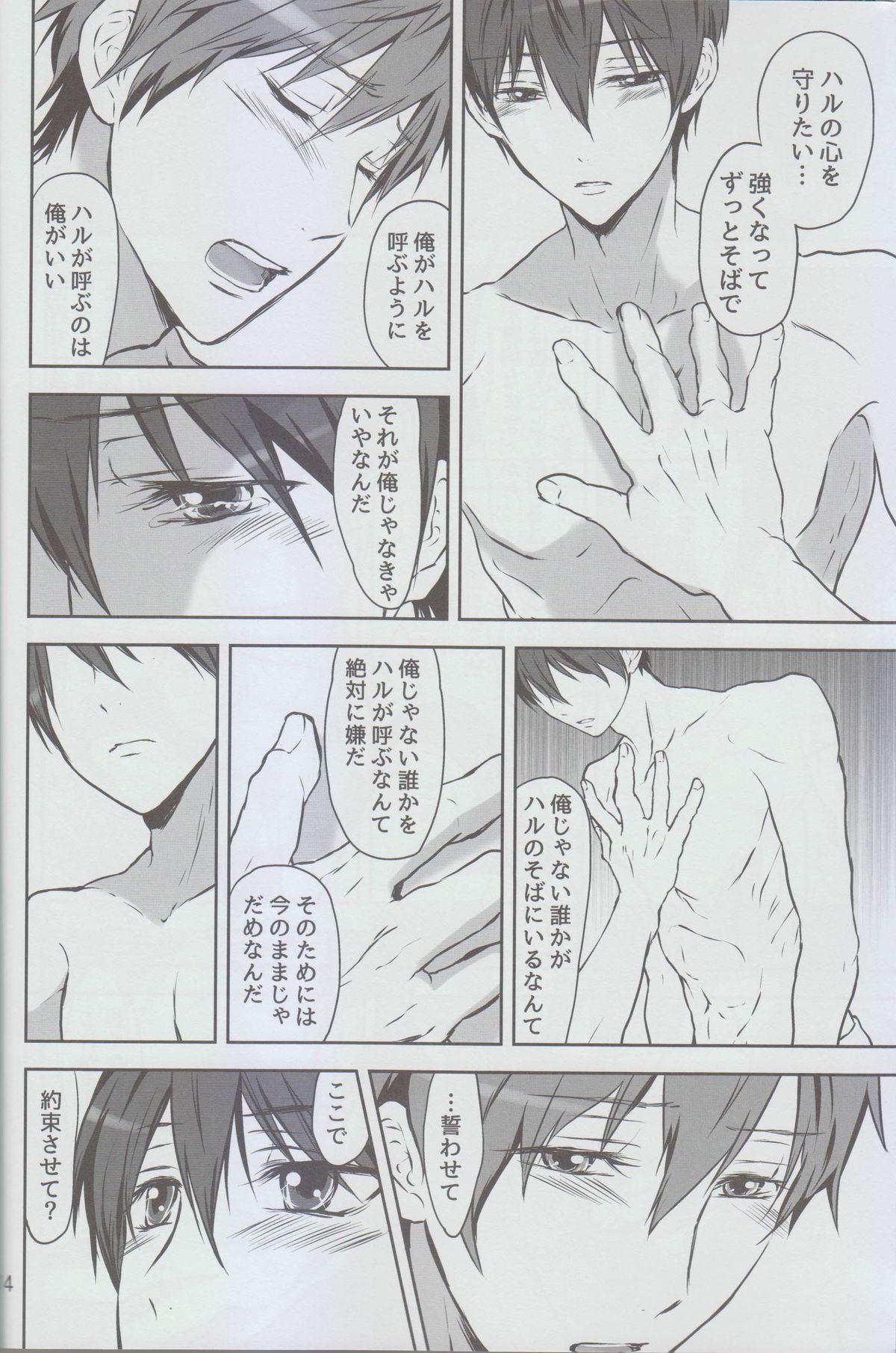 Okubyou na Boku no Kingyo wa Natsu ni Nemuri, Kimi wa Kesshite Nakanai. 12