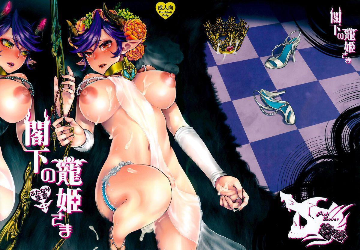Kakka no Chouki-sama | The Mistress of His Excellency 0
