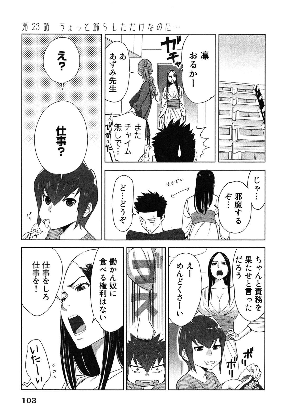 Megami to Ichinen Kura Shite Mita. 2 106