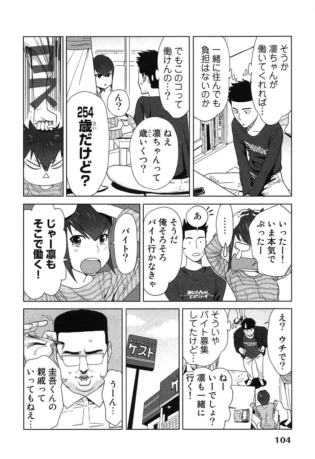 Megami to Ichinen Kura Shite Mita. 2 107