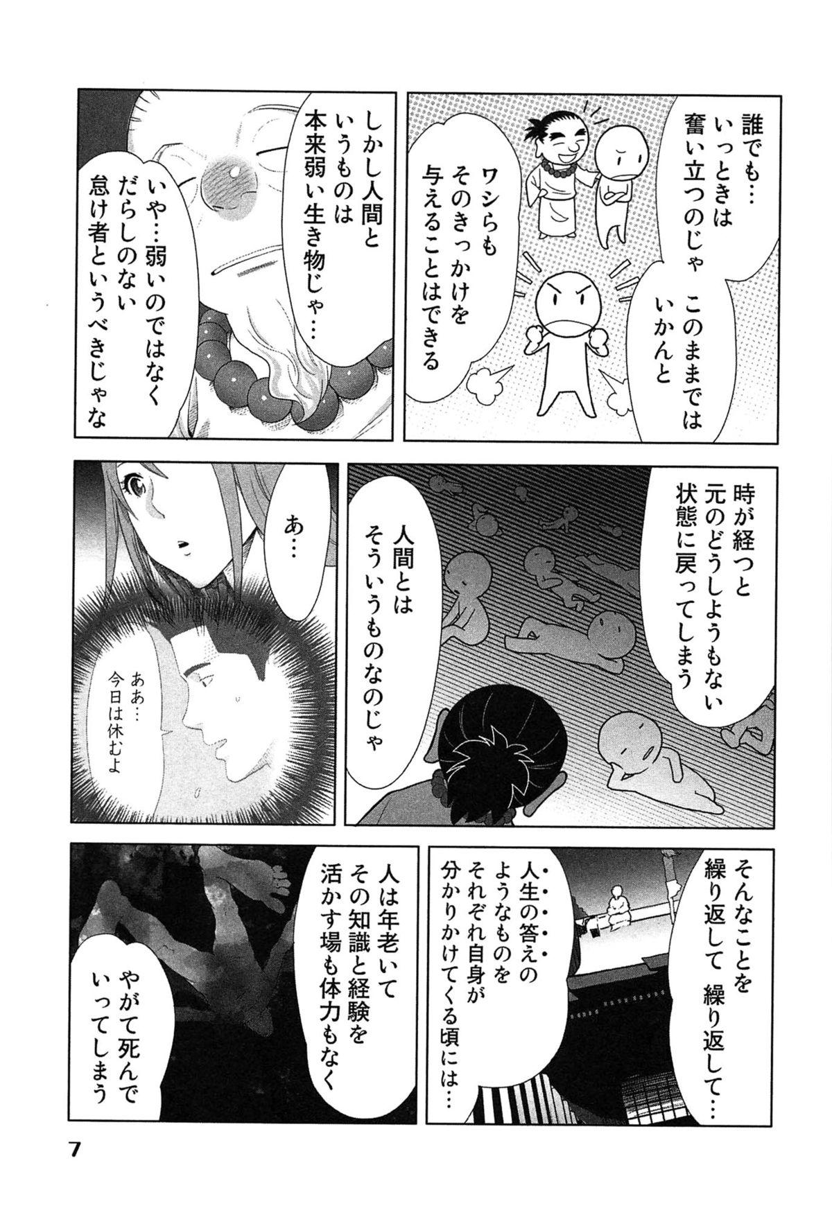 Megami to Ichinen Kura Shite Mita. 2 10