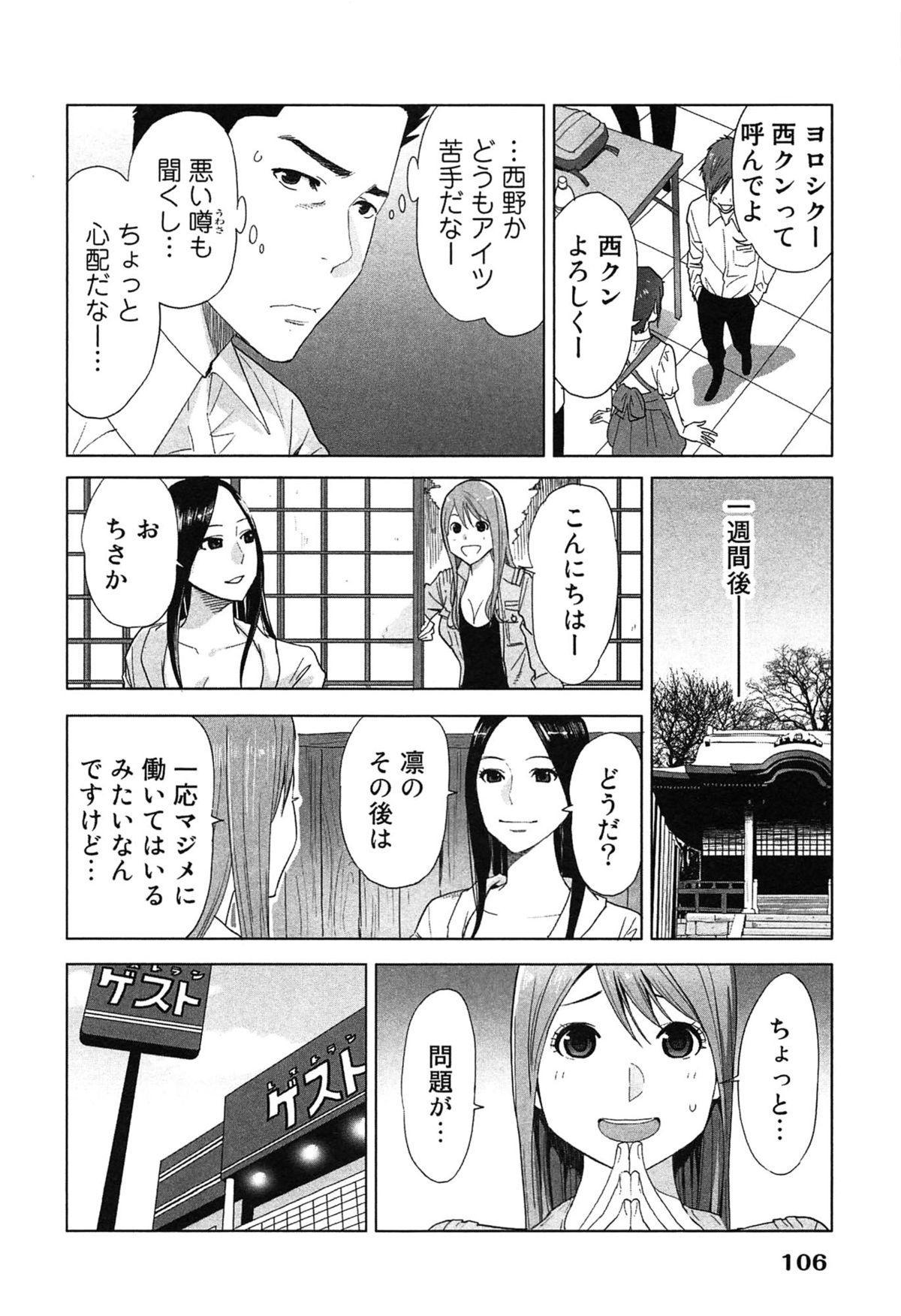 Megami to Ichinen Kura Shite Mita. 2 109