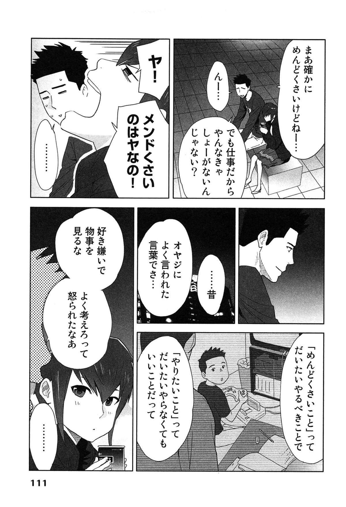 Megami to Ichinen Kura Shite Mita. 2 114