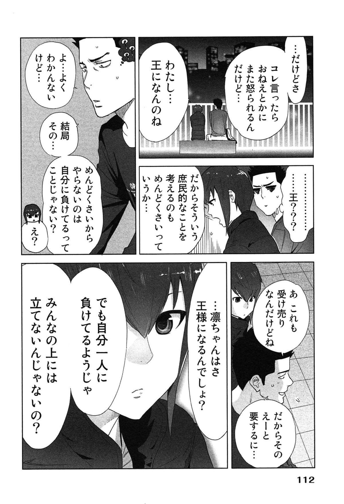Megami to Ichinen Kura Shite Mita. 2 115