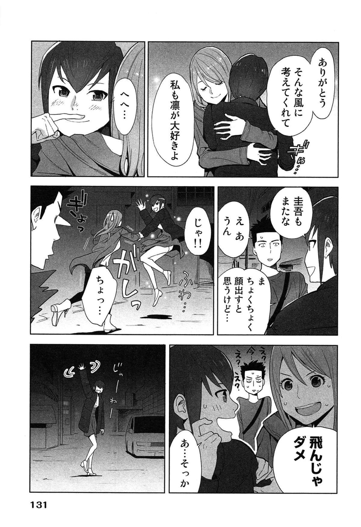 Megami to Ichinen Kura Shite Mita. 2 134