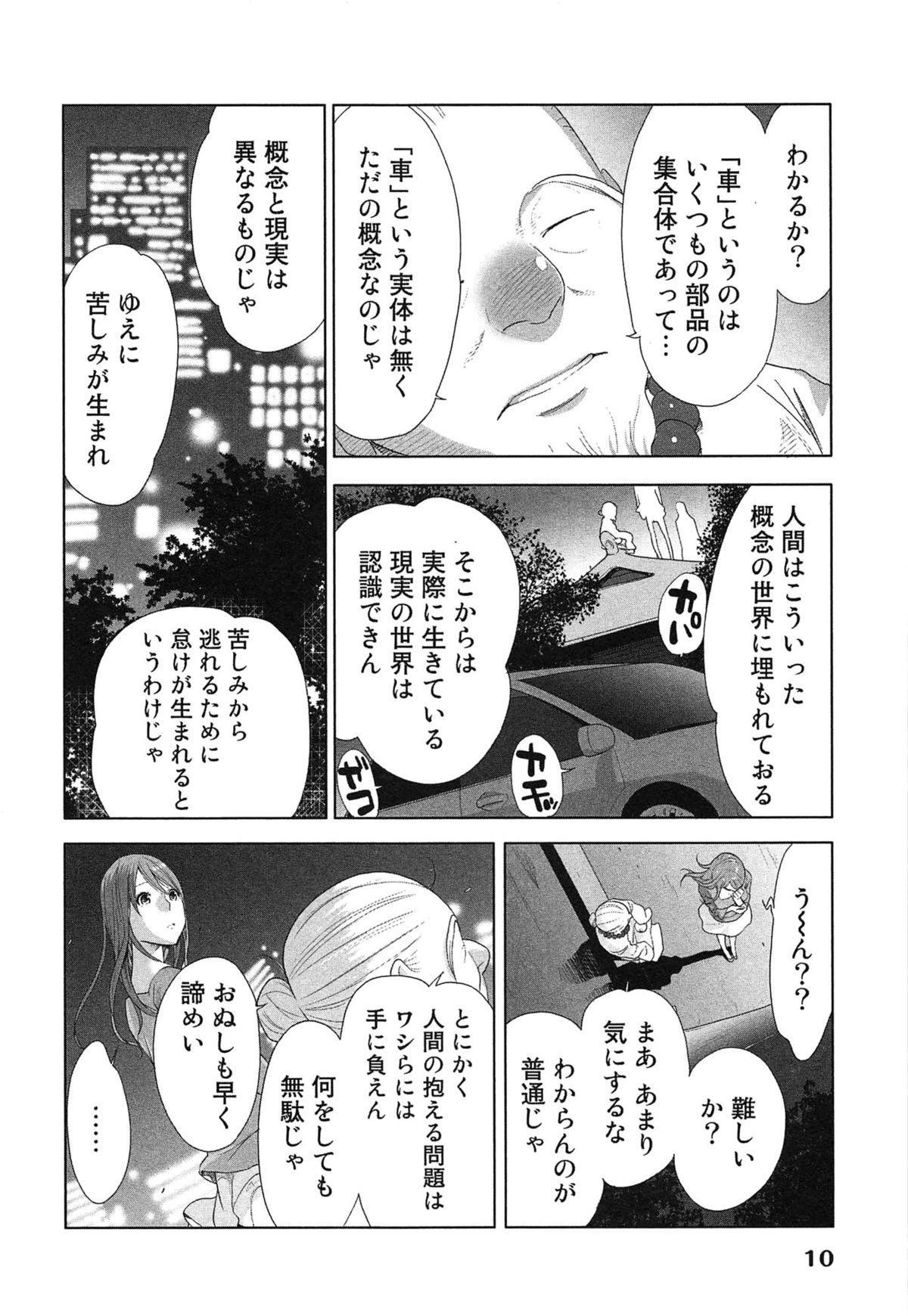 Megami to Ichinen Kura Shite Mita. 2 13