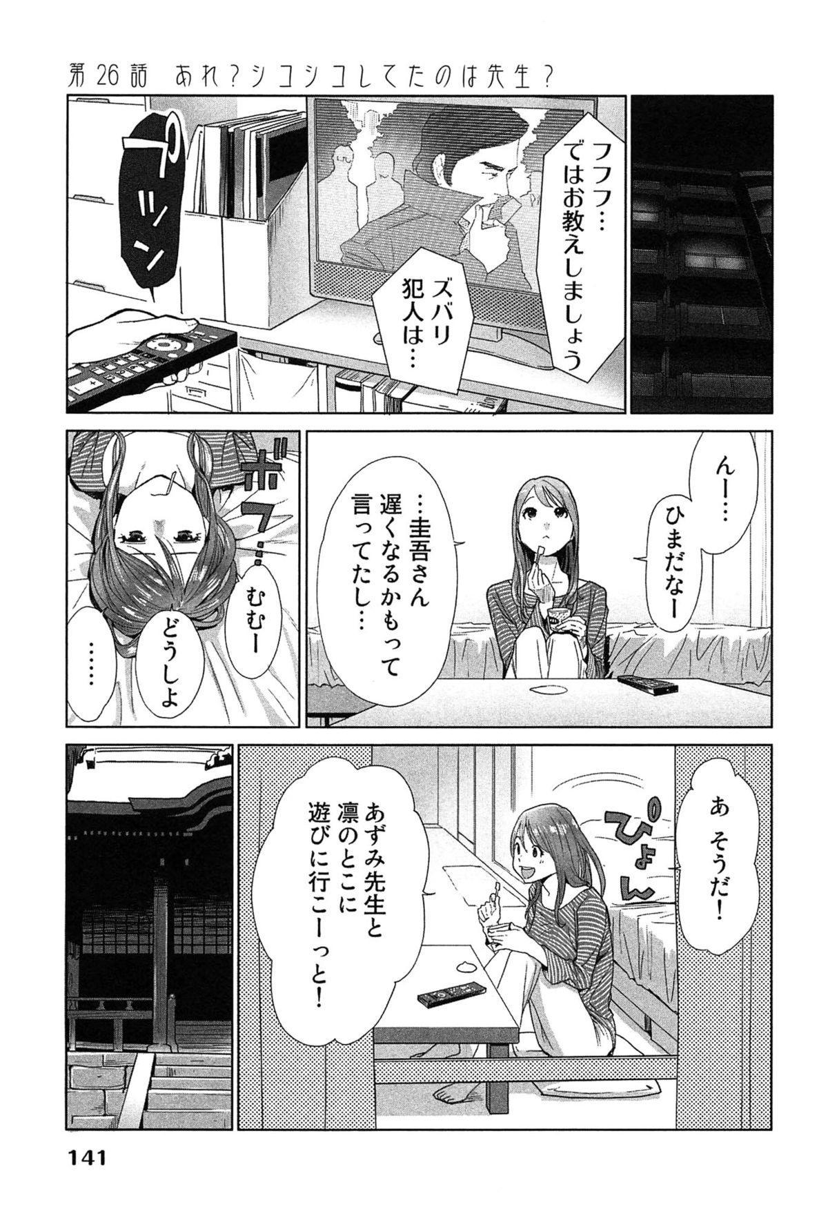 Megami to Ichinen Kura Shite Mita. 2 144