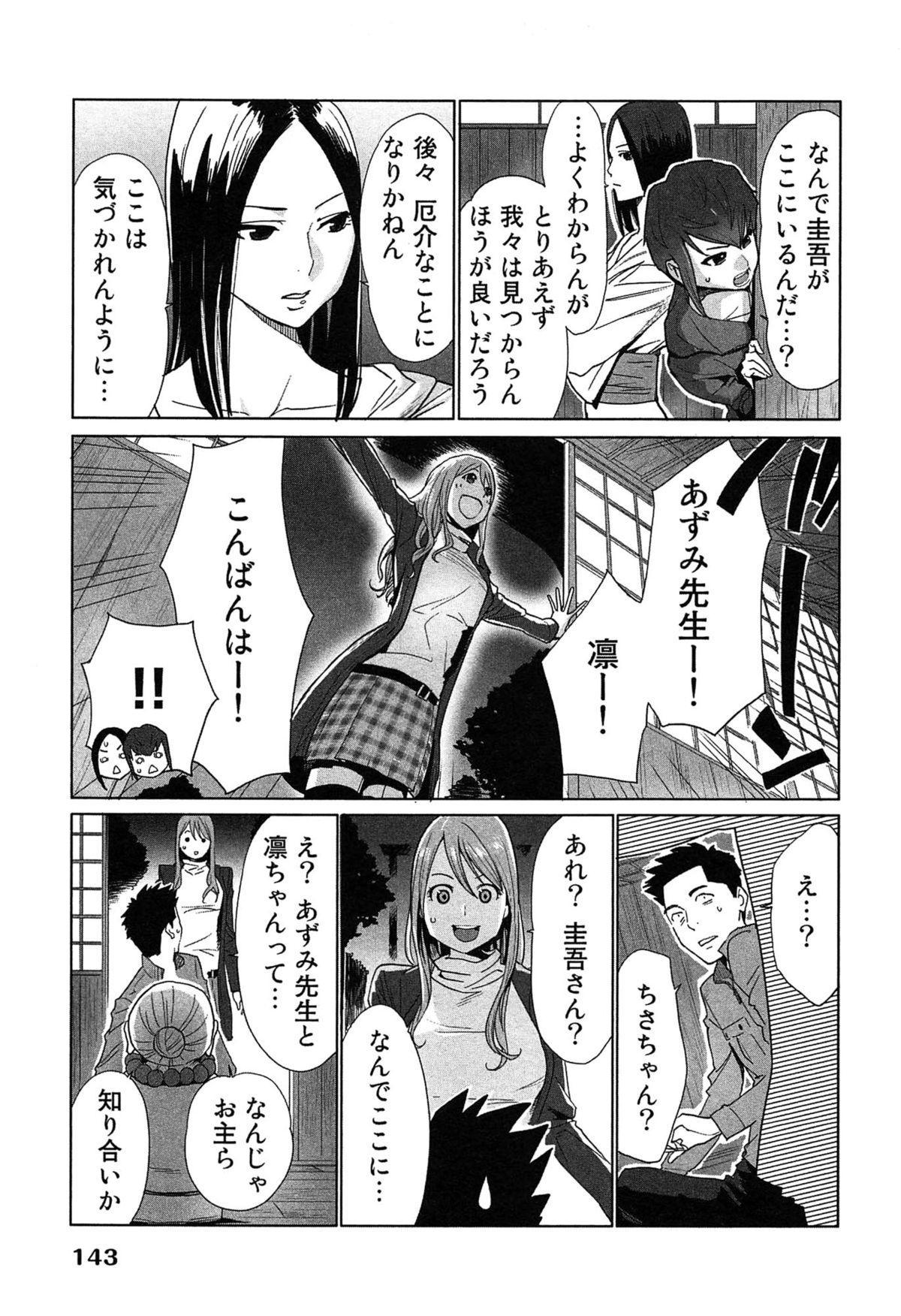 Megami to Ichinen Kura Shite Mita. 2 146
