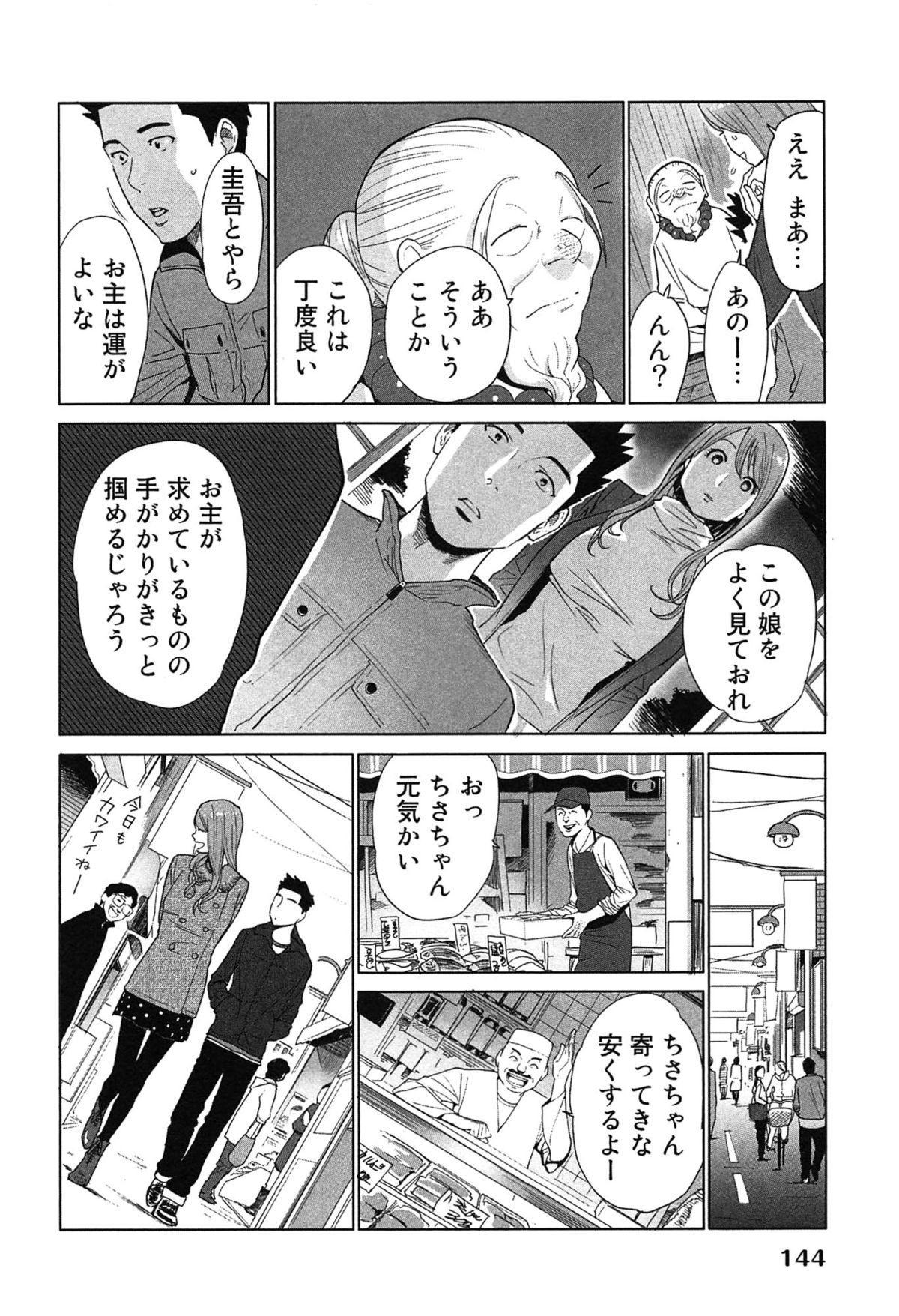 Megami to Ichinen Kura Shite Mita. 2 147