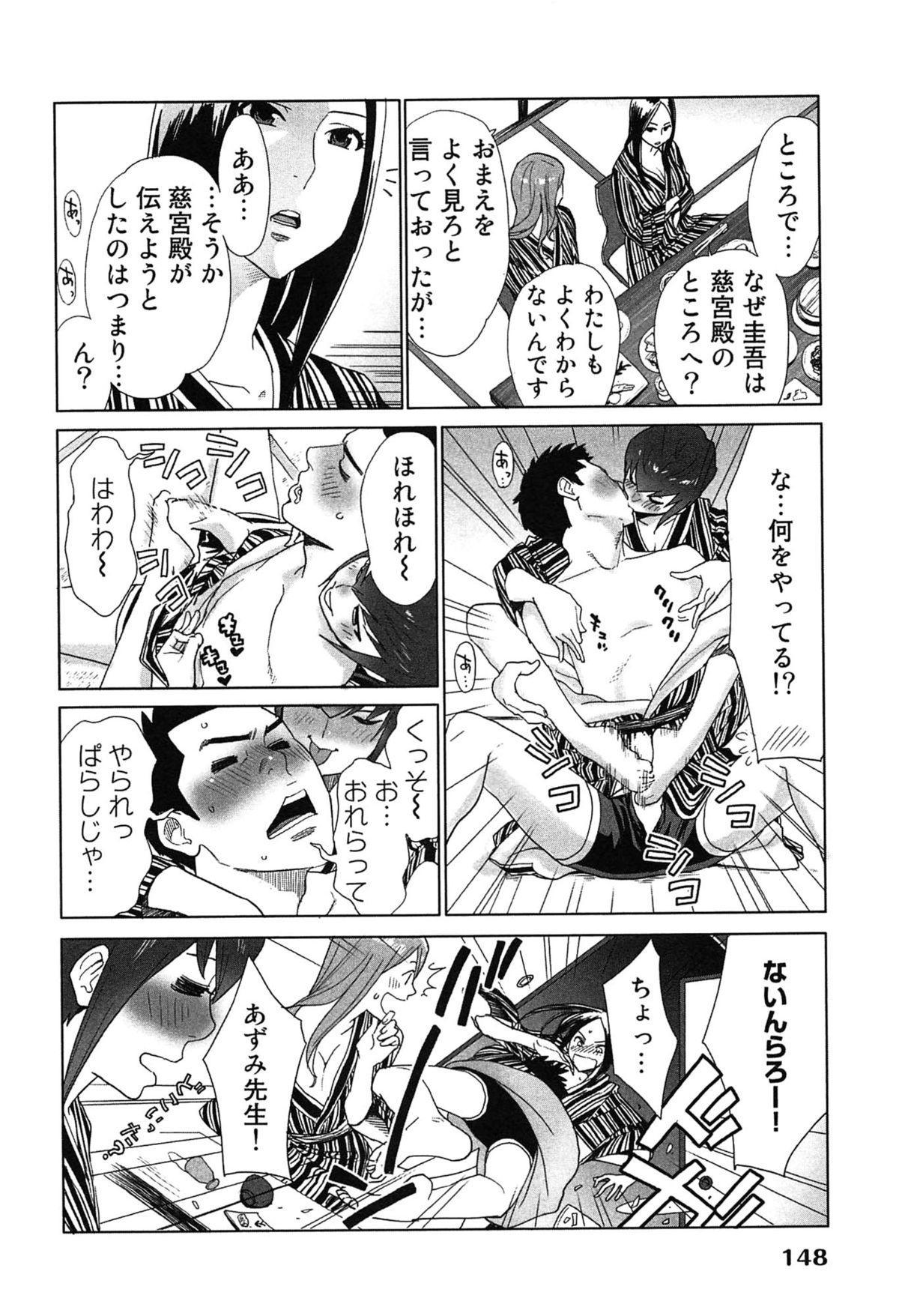 Megami to Ichinen Kura Shite Mita. 2 151