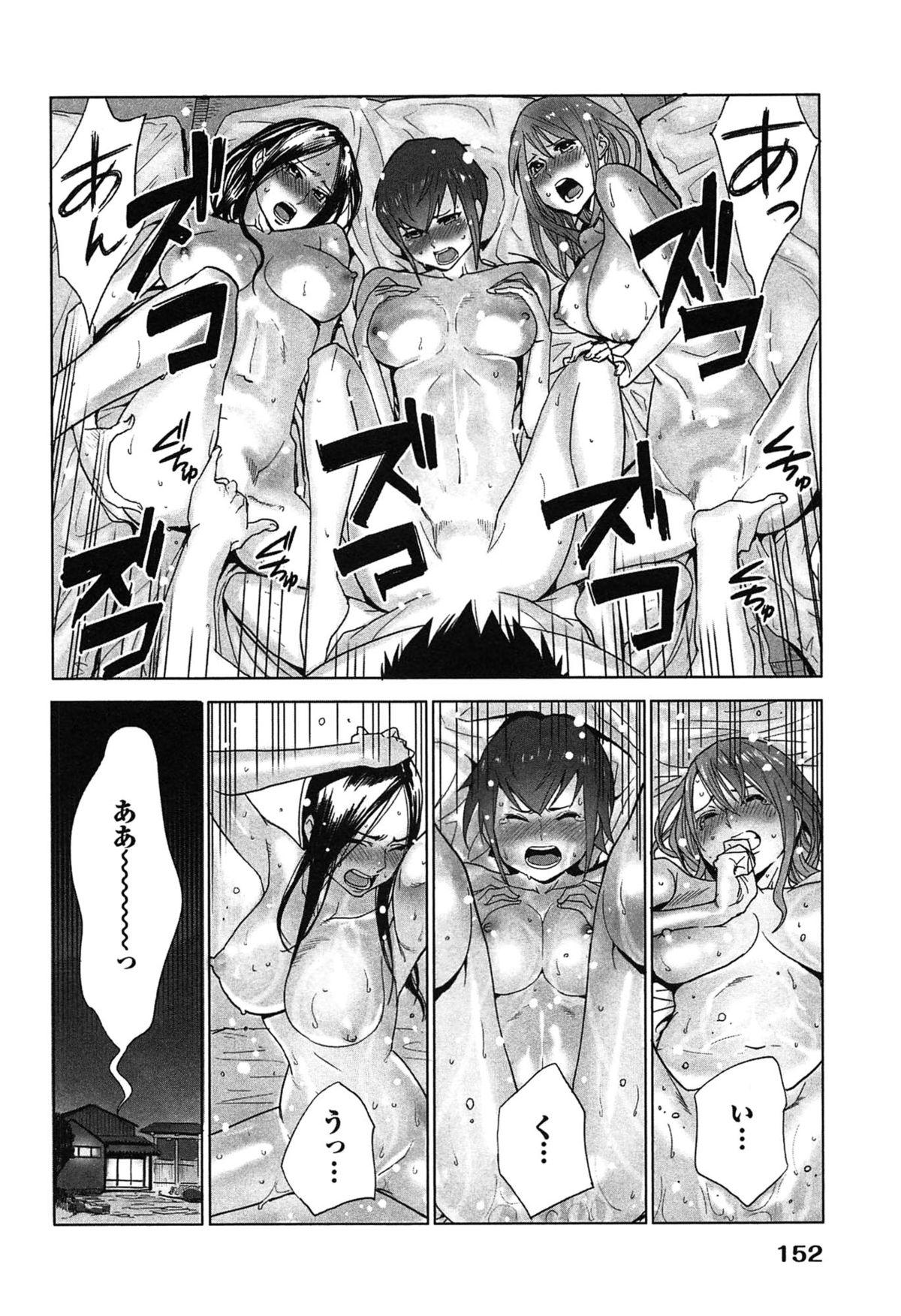 Megami to Ichinen Kura Shite Mita. 2 155