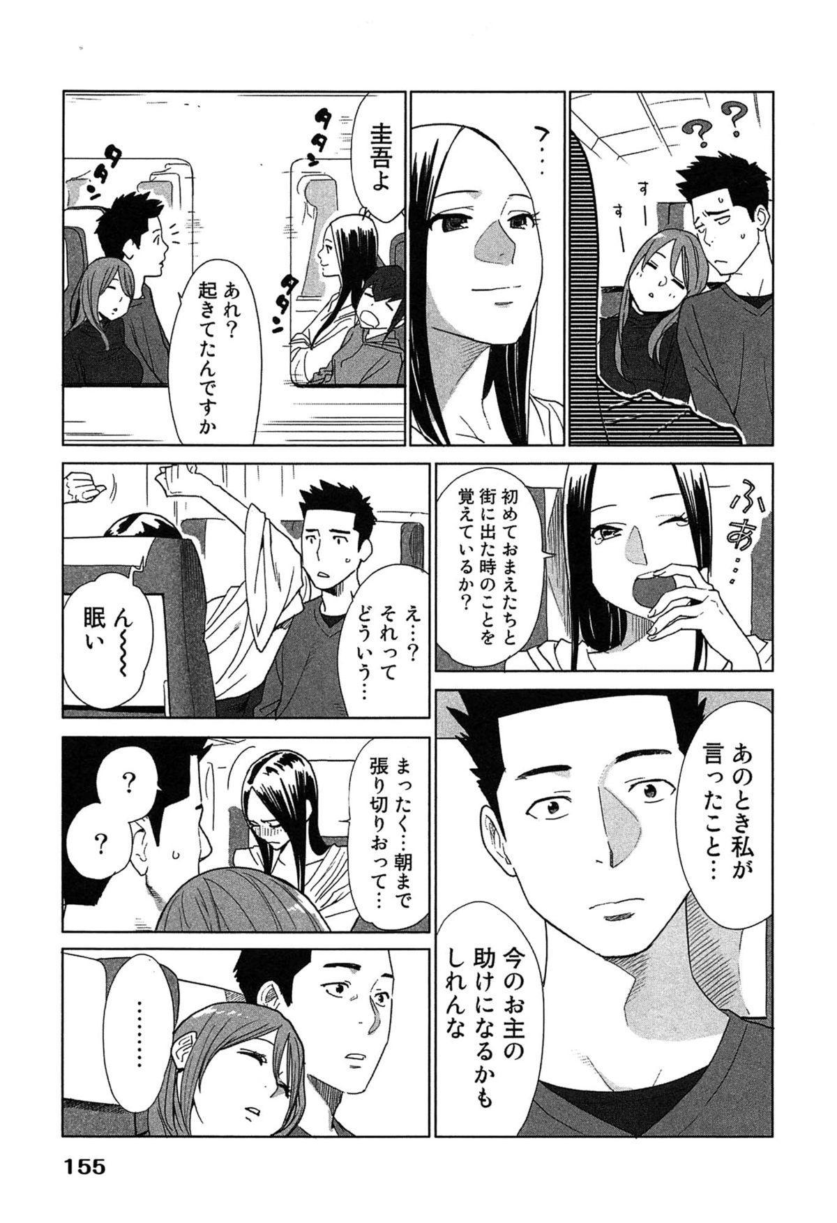 Megami to Ichinen Kura Shite Mita. 2 158