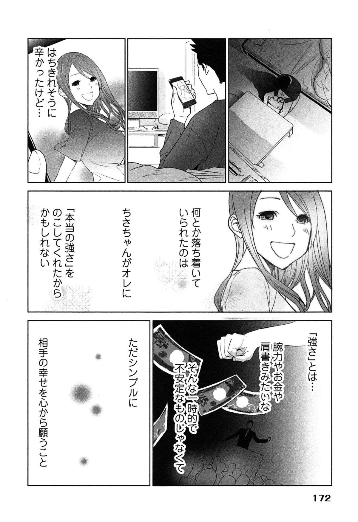Megami to Ichinen Kura Shite Mita. 2 175