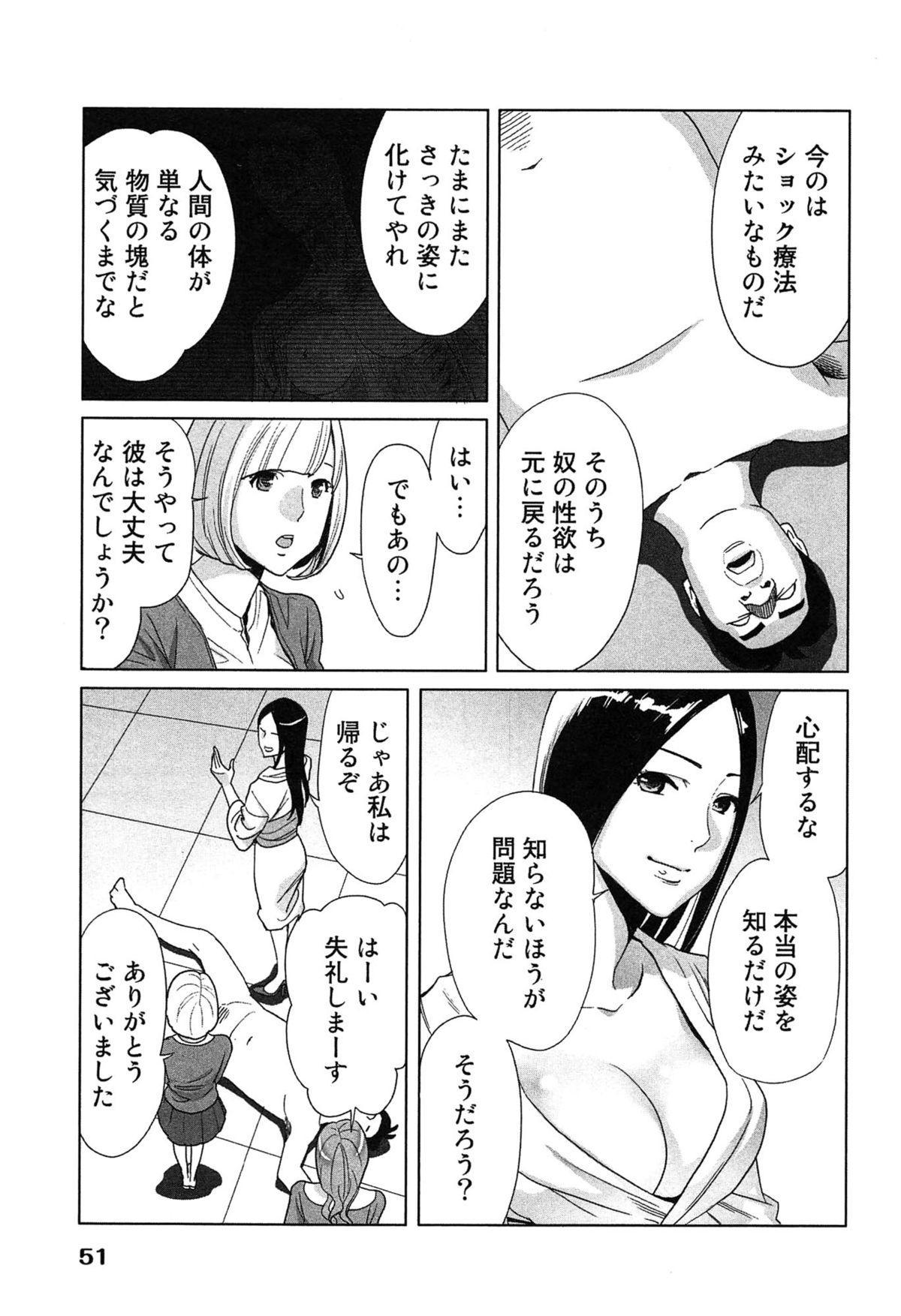 Megami to Ichinen Kura Shite Mita. 2 54