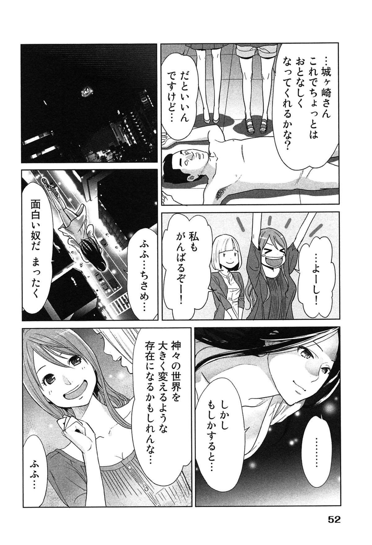 Megami to Ichinen Kura Shite Mita. 2 55