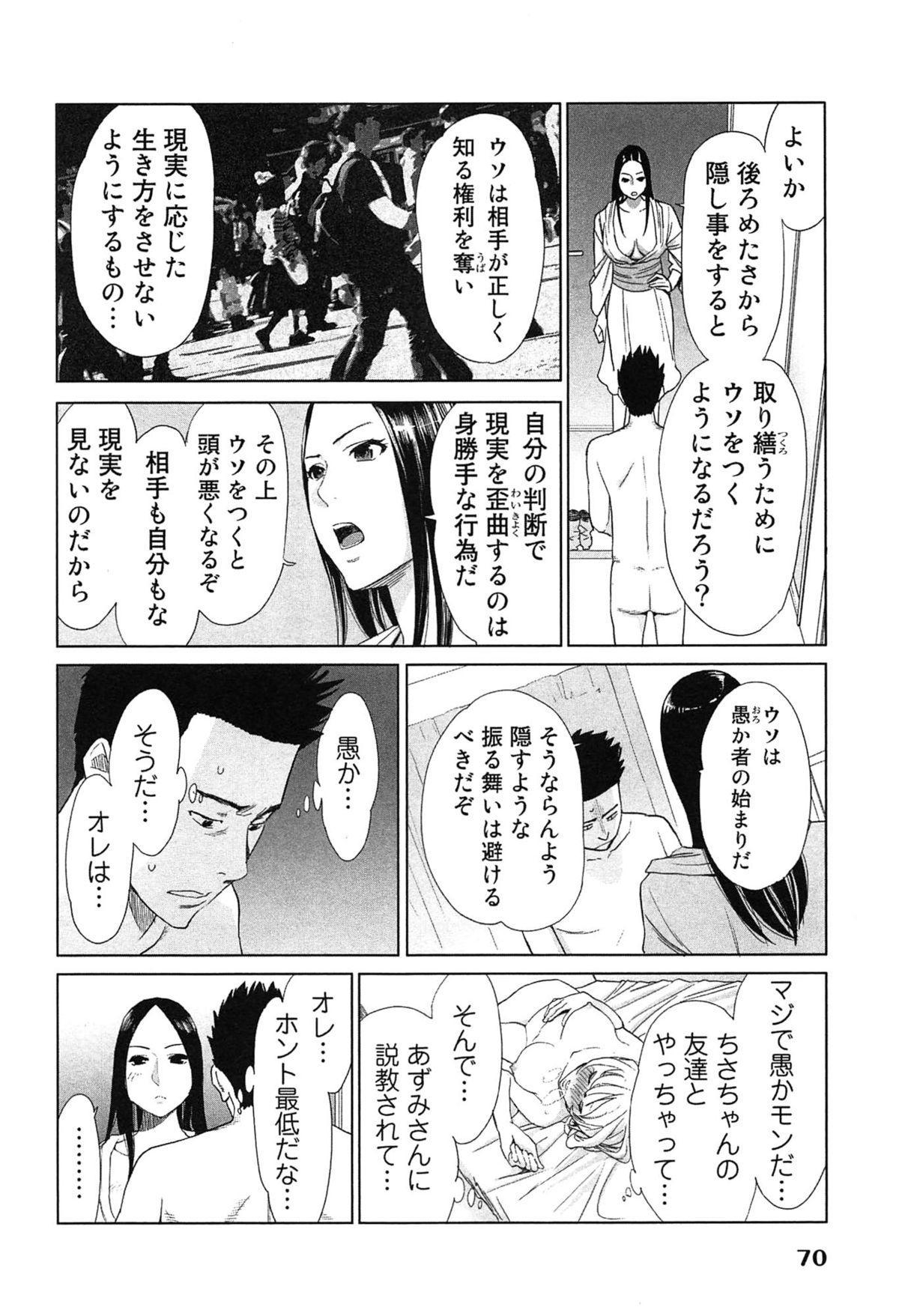 Megami to Ichinen Kura Shite Mita. 2 73