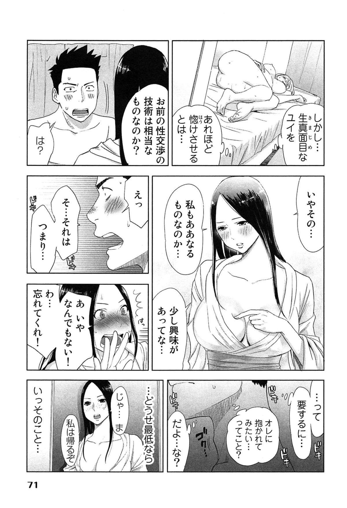 Megami to Ichinen Kura Shite Mita. 2 74