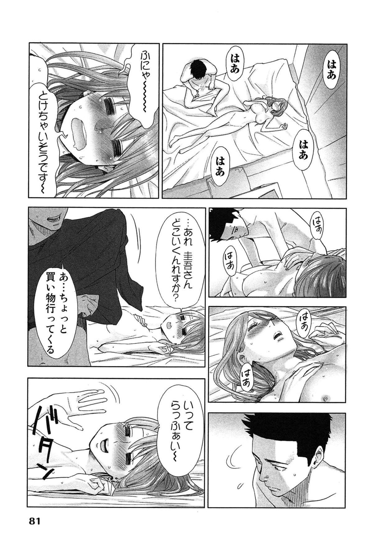 Megami to Ichinen Kura Shite Mita. 2 84