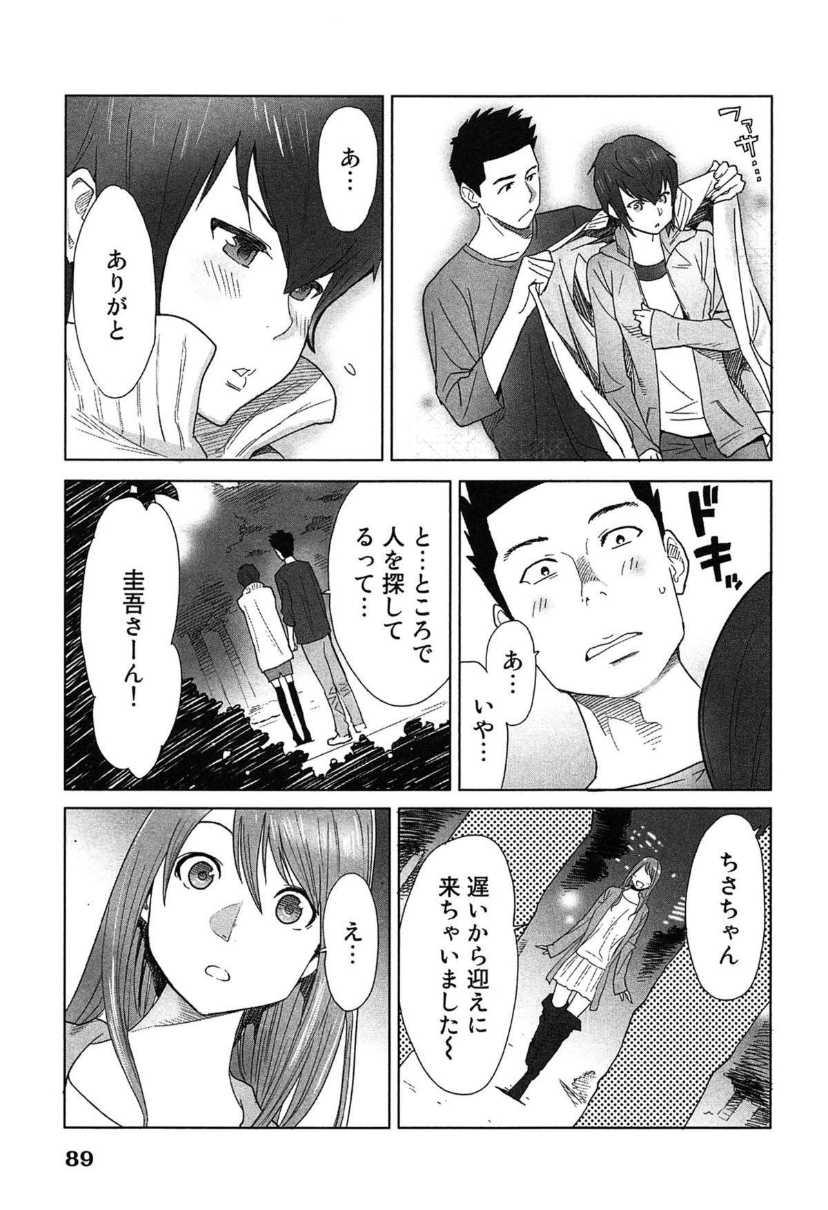 Megami to Ichinen Kura Shite Mita. 2 92