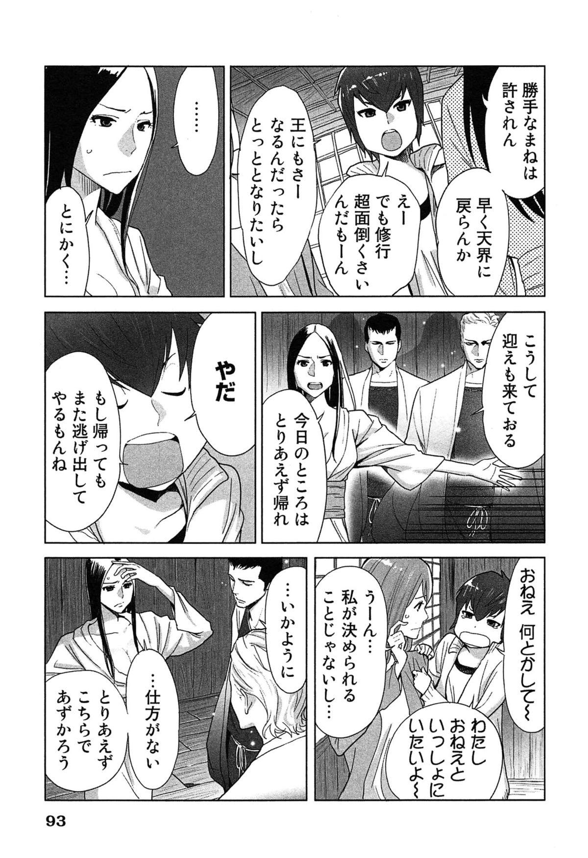 Megami to Ichinen Kura Shite Mita. 2 96