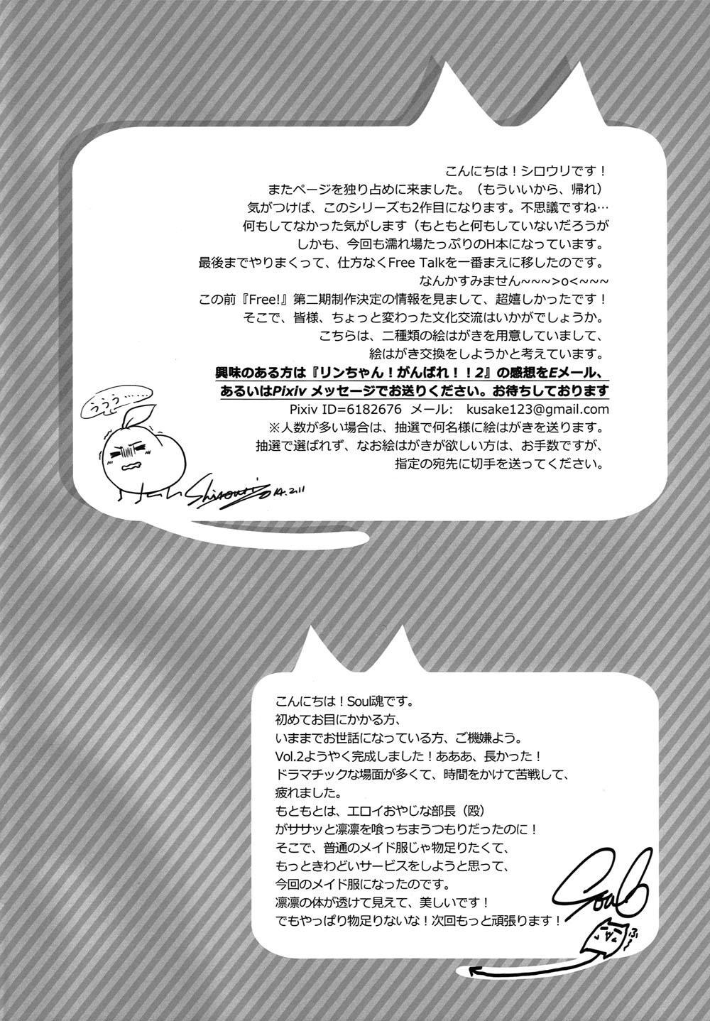 Rin-chan! Ganbare!! #2 2