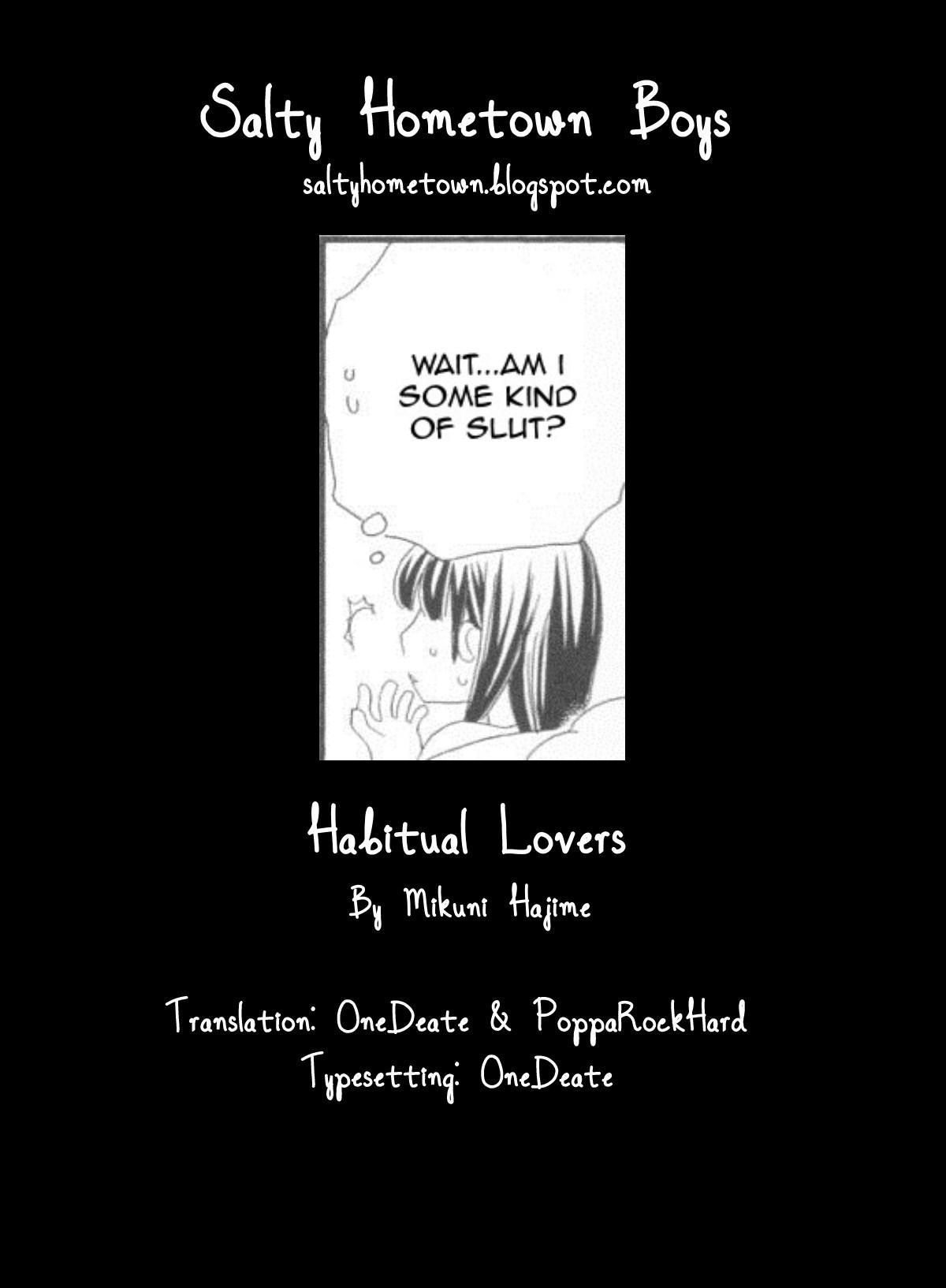 Otameshi Lovers | Habitual Lovers 16