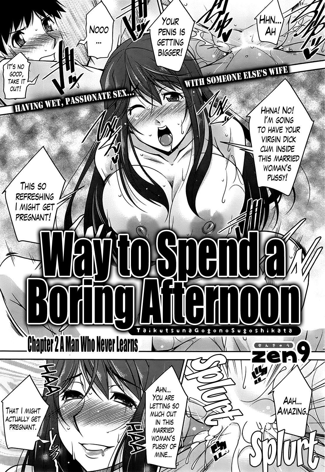 [Zen9] Taikutsu na Gogo no Sugoshikata Ch. 1-4   A Way to Spend a Boring Afternoon Ch. 1-4 (Action Pizazz DX 2013-12) [English](hentai2read.com)[Lazarus H] 20