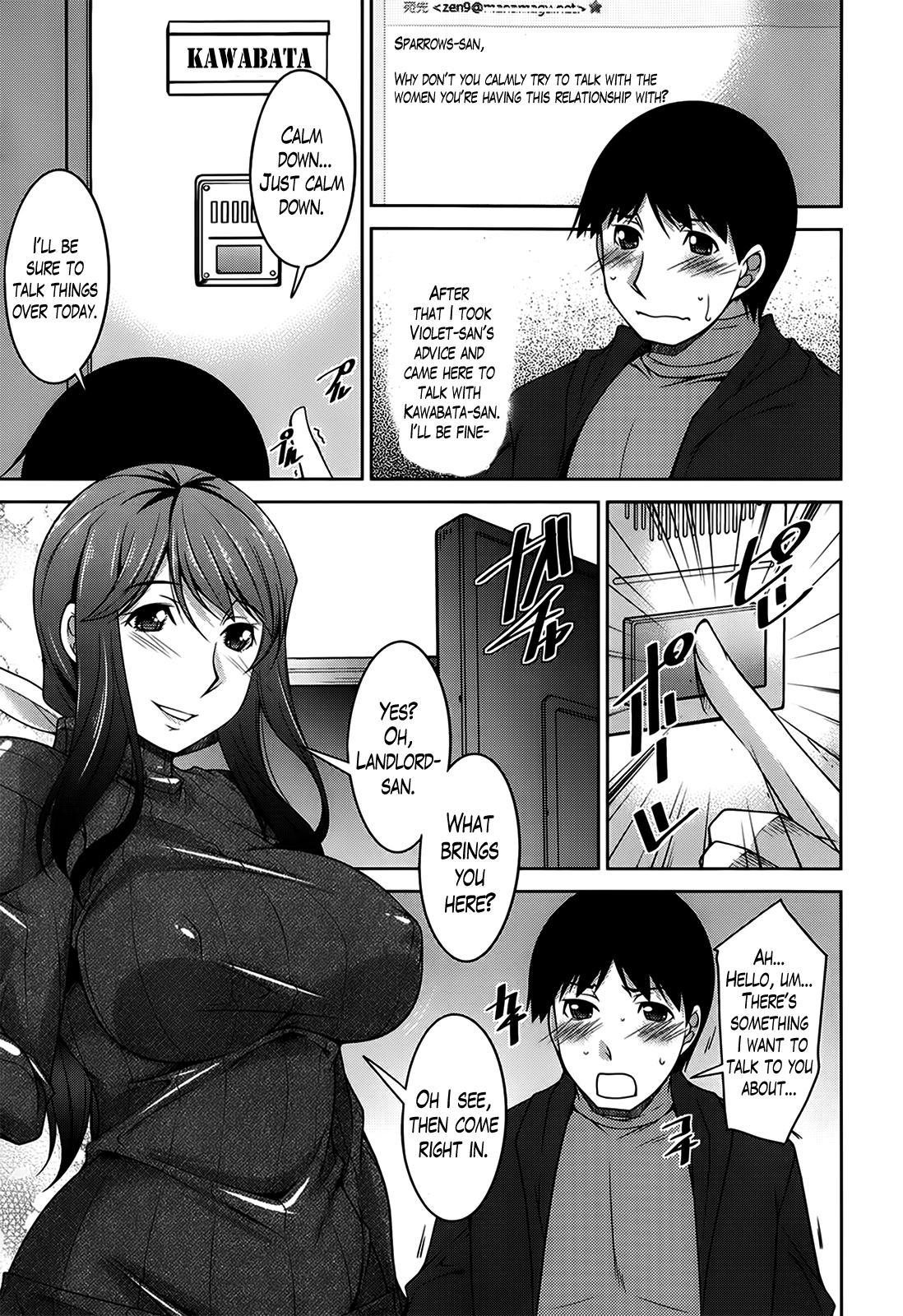 [Zen9] Taikutsu na Gogo no Sugoshikata Ch. 1-4   A Way to Spend a Boring Afternoon Ch. 1-4 (Action Pizazz DX 2013-12) [English](hentai2read.com)[Lazarus H] 60