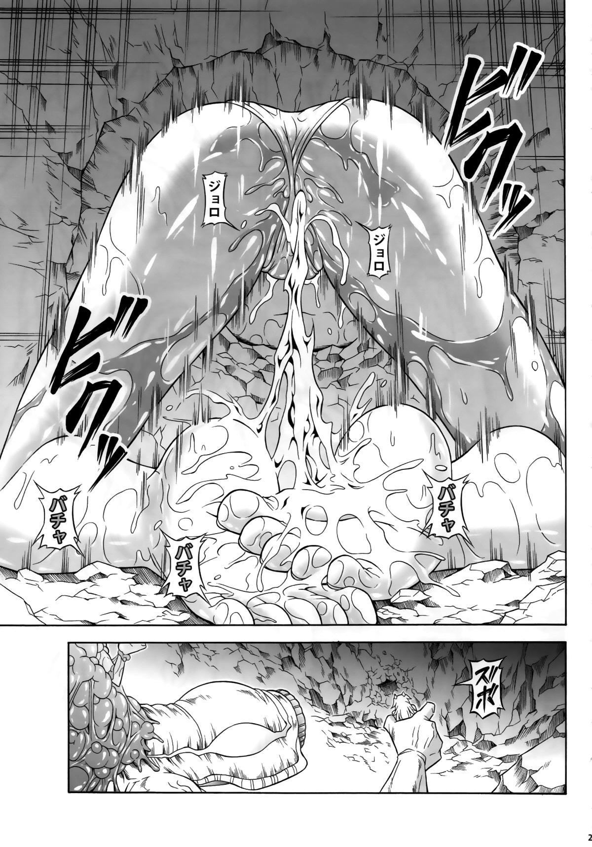 Solo Hunter no Seitai 4 The second part 23