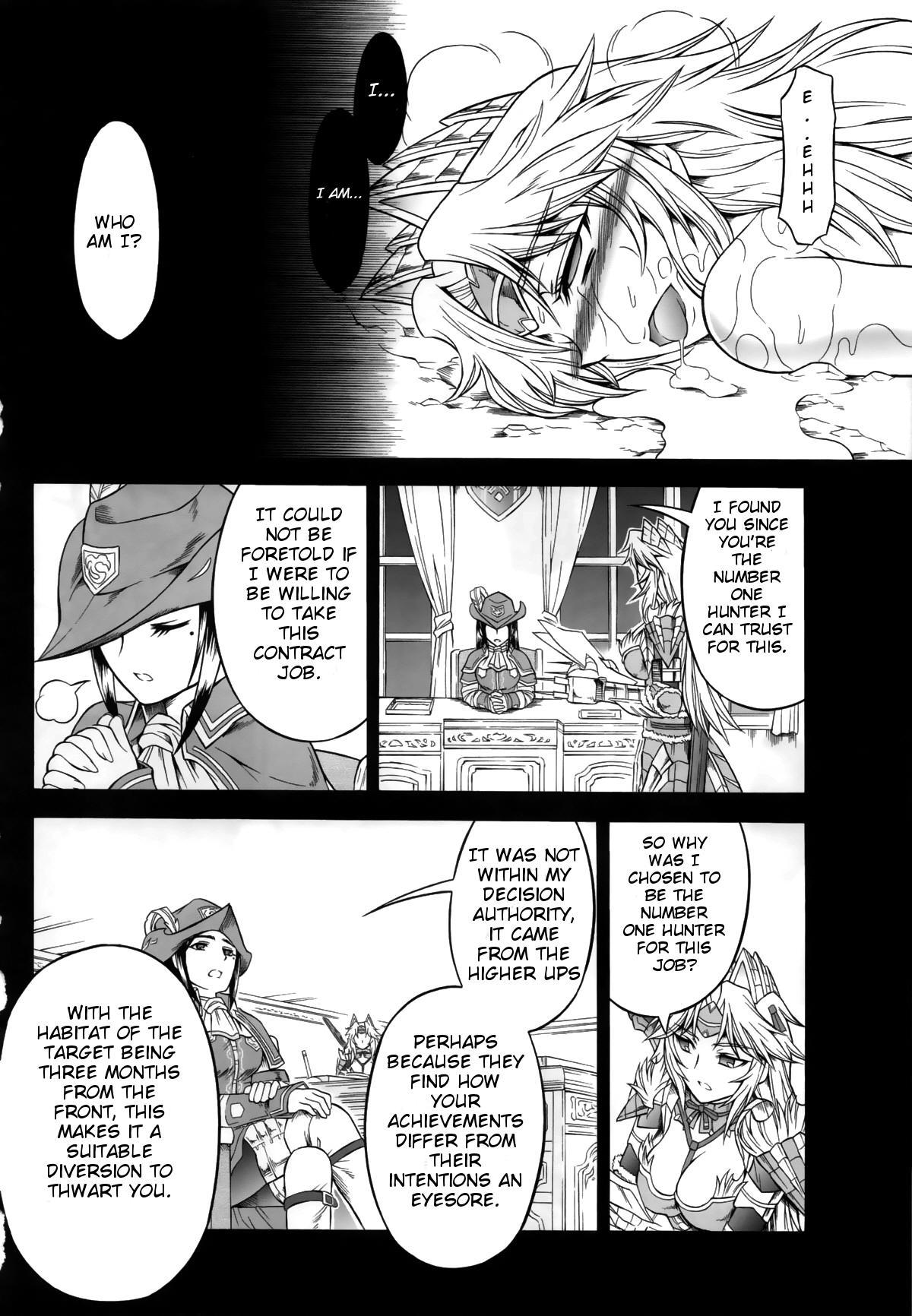 Solo Hunter no Seitai 4 The second part 30