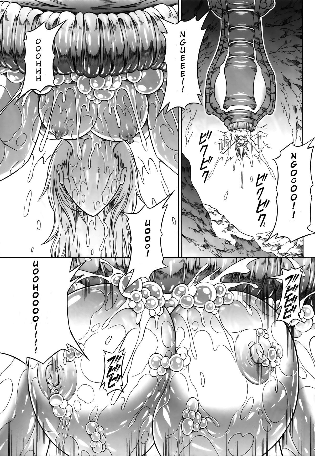 Solo Hunter no Seitai 4 The second part 47