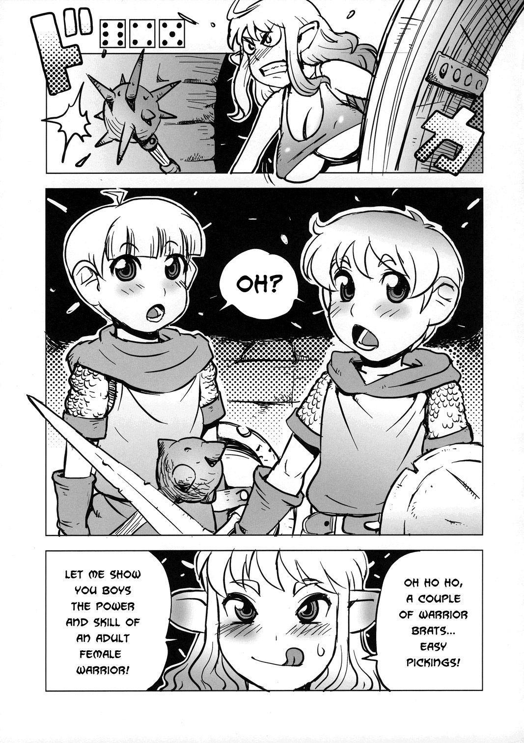 Dungeons & Dekapai Elf 13