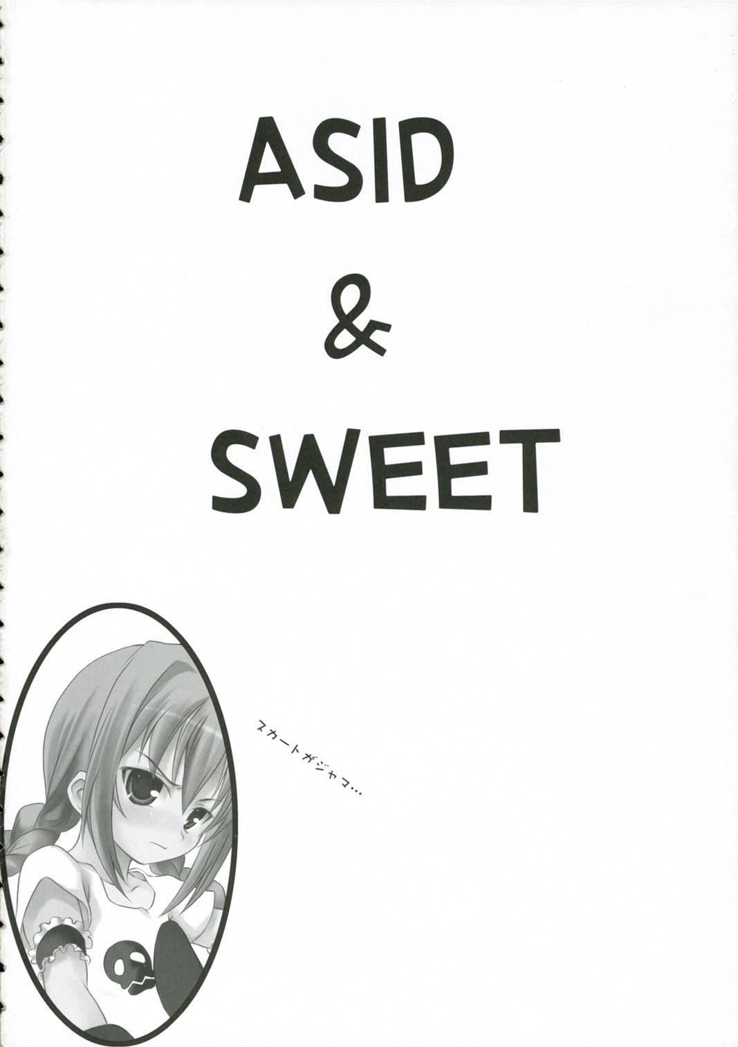 acid&sweet 34