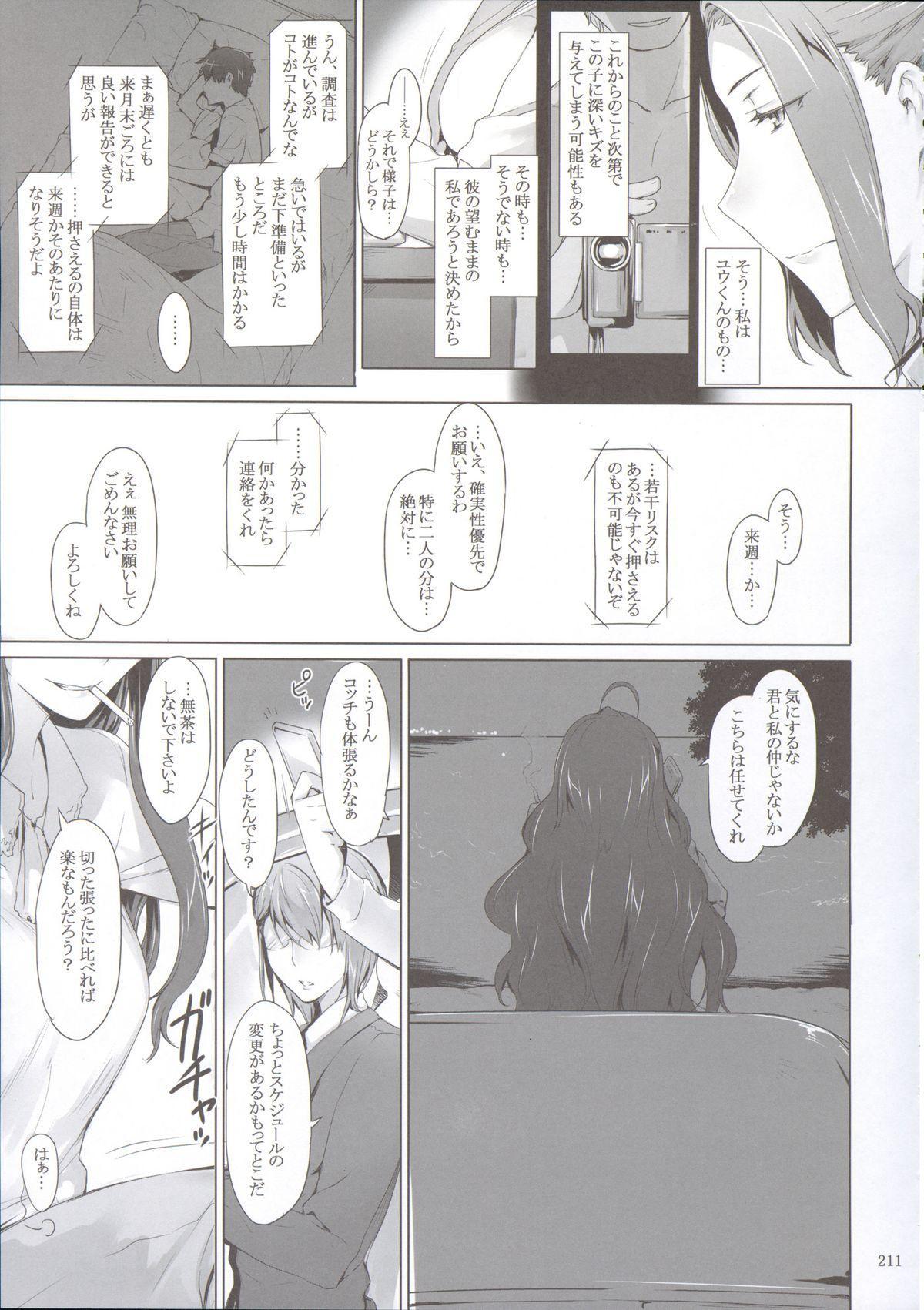 (C86) [MTSP (Jin)] Tachibana-san-chi no Dansei Jijou Matome Ban [Incomplete] 9