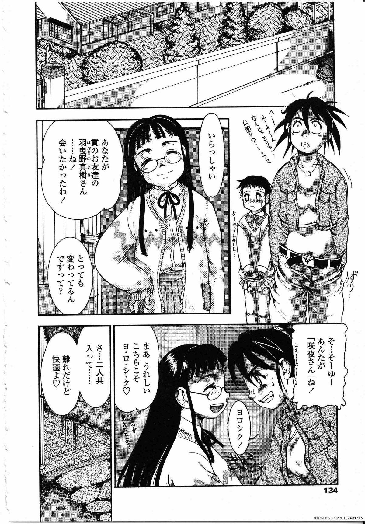 Futanarikko LOVE 8 130