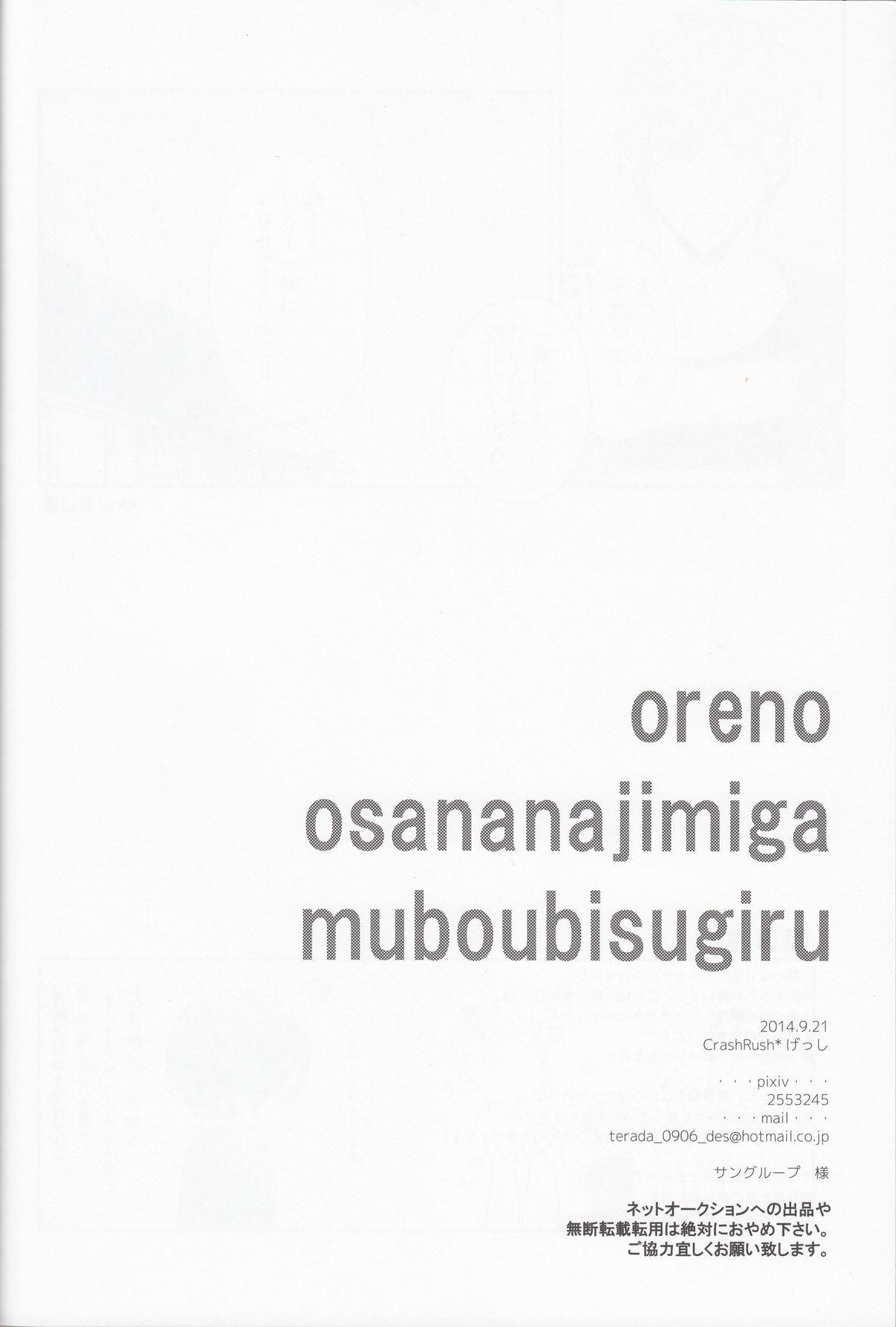 Ore no Osananajimi ga Muboubi Sugiru. 27