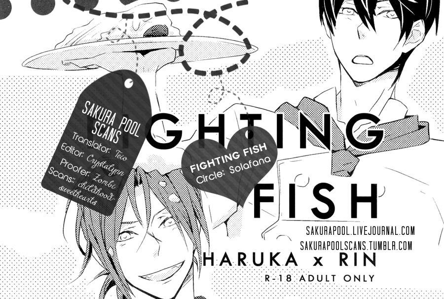Fighting Fish 8