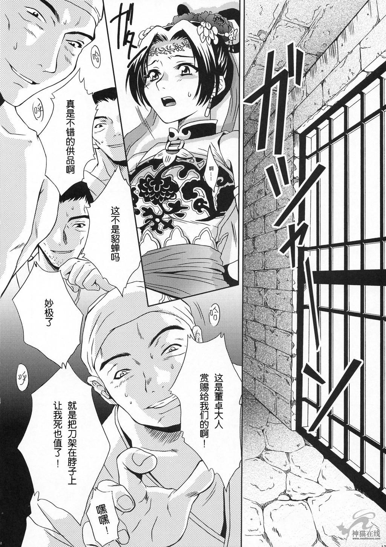 In Sangoku Musou Tensemi Gaiden 10