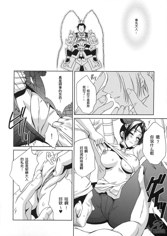 In Sangoku Musou Tensemi Gaiden 12