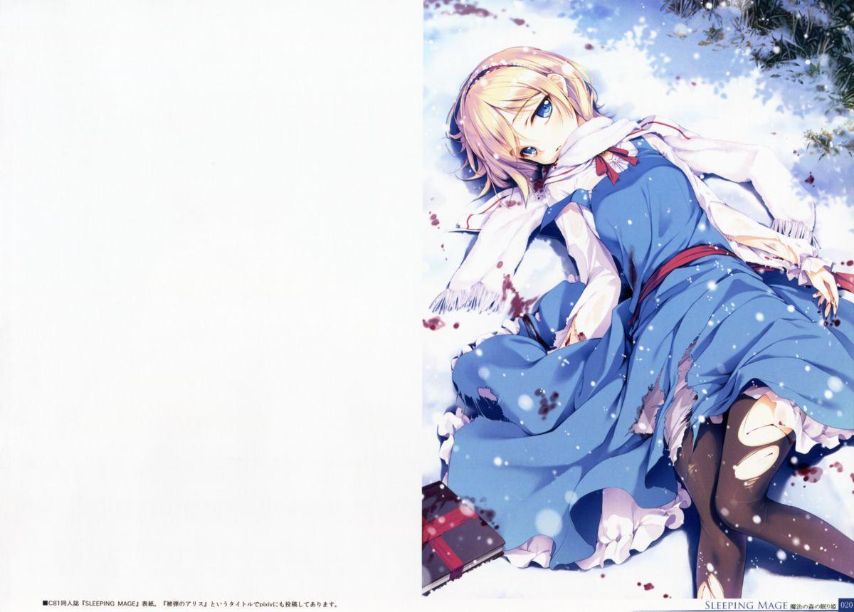 (Shuuki Reitaisai) [Gekidoku Shoujo (ke-ta)] -Ruby- (Touhou Project) 19