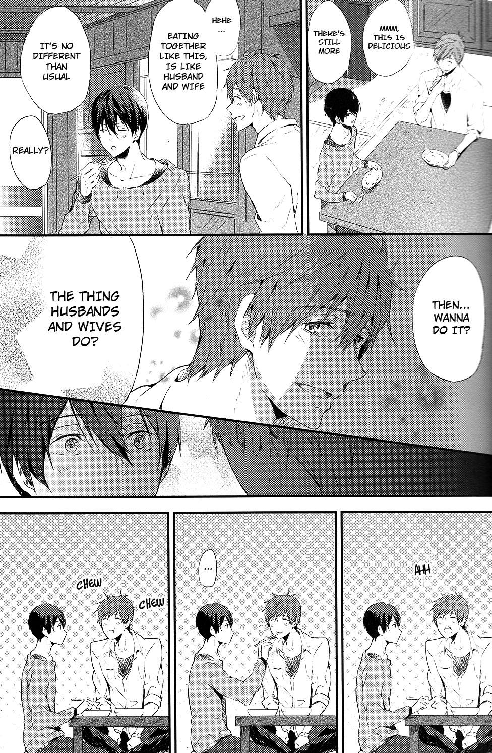 Makoto Nara Taberarete mo Ii yo | If it's Makoto, I don't mind being eaten 13