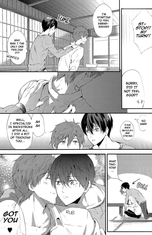 Makoto Nara Taberarete mo Ii yo | If it's Makoto, I don't mind being eaten 15