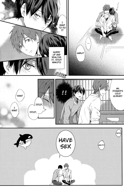 Makoto Nara Taberarete mo Ii yo | If it's Makoto, I don't mind being eaten 16