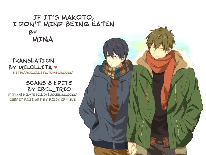 Makoto Nara Taberarete mo Ii yo | If it's Makoto, I don't mind being eaten 37